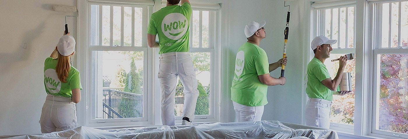 Cabinet painting services wow 1 day painting for 1 day paint