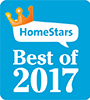 Best of 2017 HomeStars