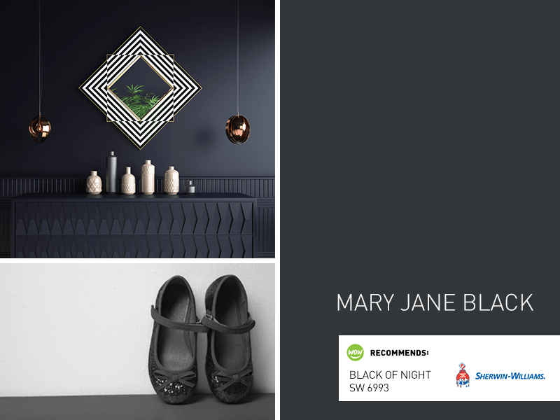 Mary Jane Black