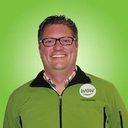 Marc Sieber WOW 1 DAY PAINTING Twin Cities Northern Suburbs Franchise Owner