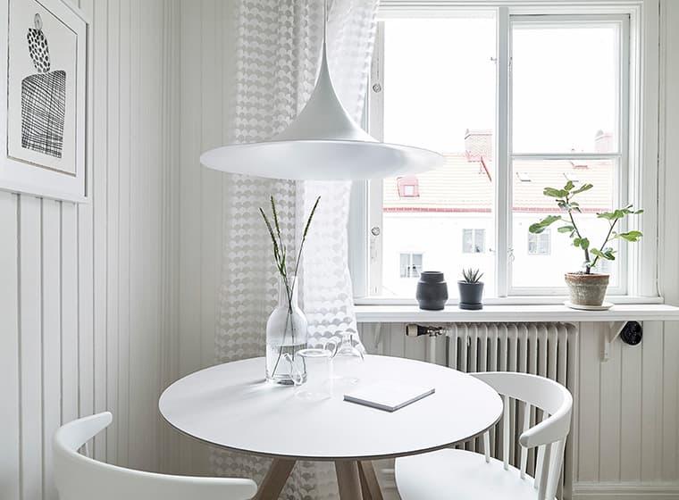 Japandi Style Dining Table