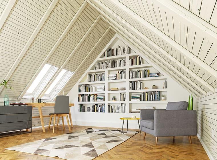 Bungalow Style Loft