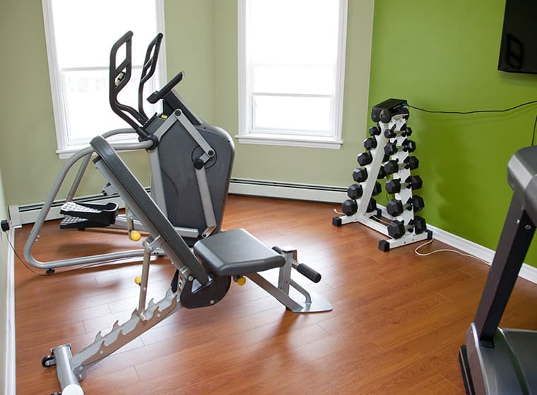 Green Home Gym
