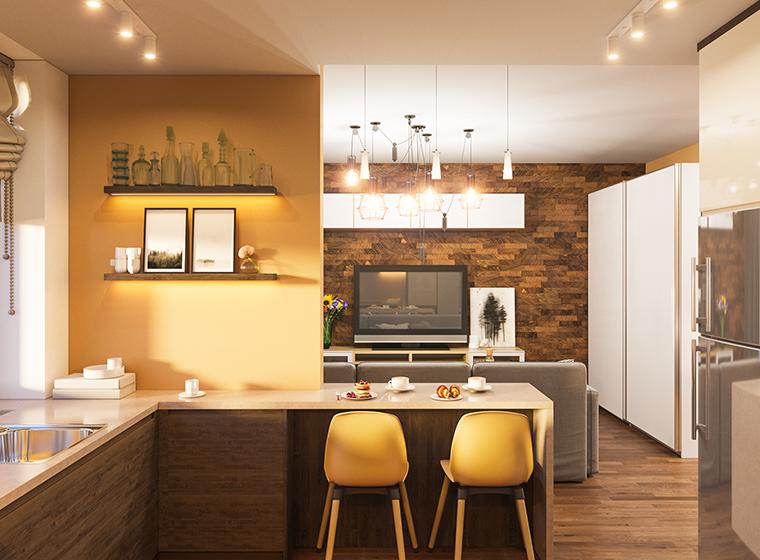 Repaint Kitchen
