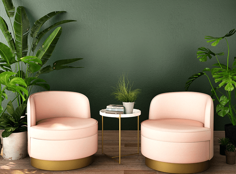 Create the Perfect Olive Green Living Room | WOW 1 DAY PAINTING