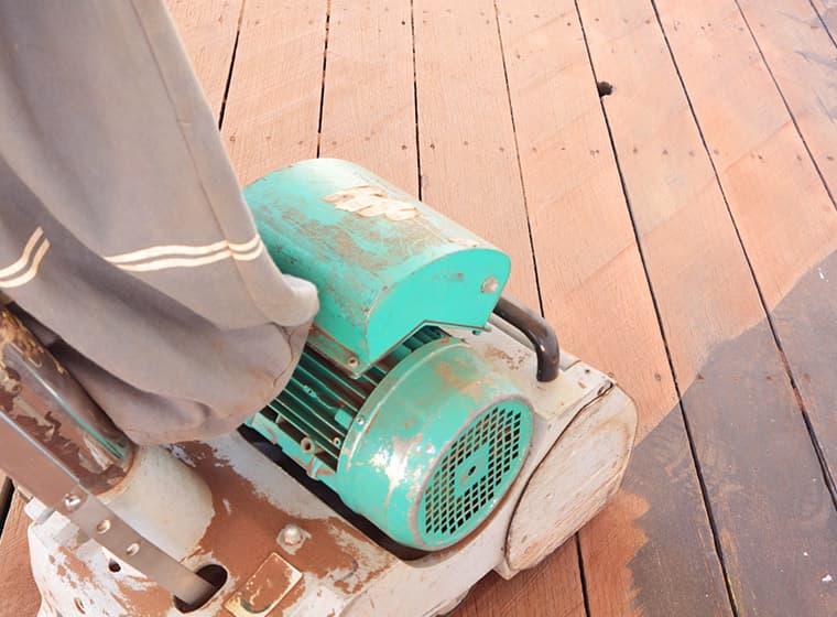 Vacuum Porch or Deck