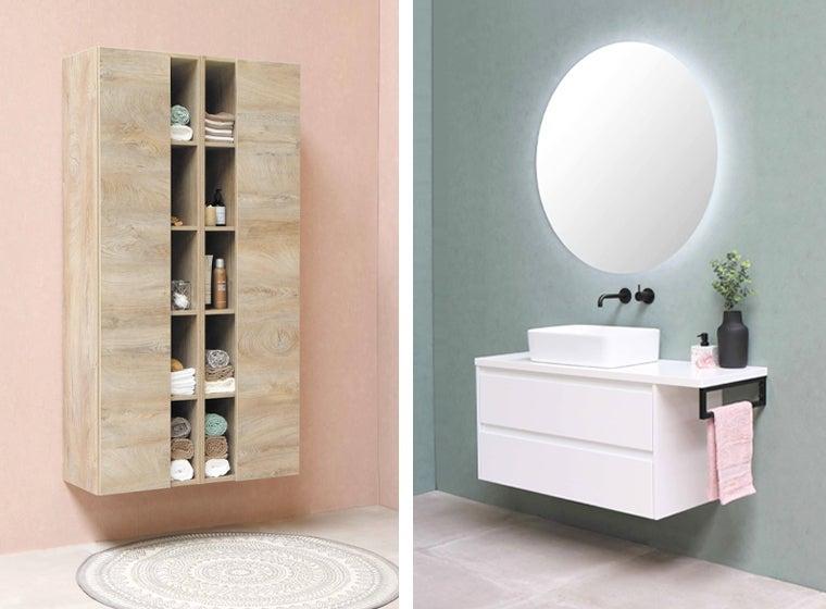 """""""Simple Organized Modern Bathroom"""""""