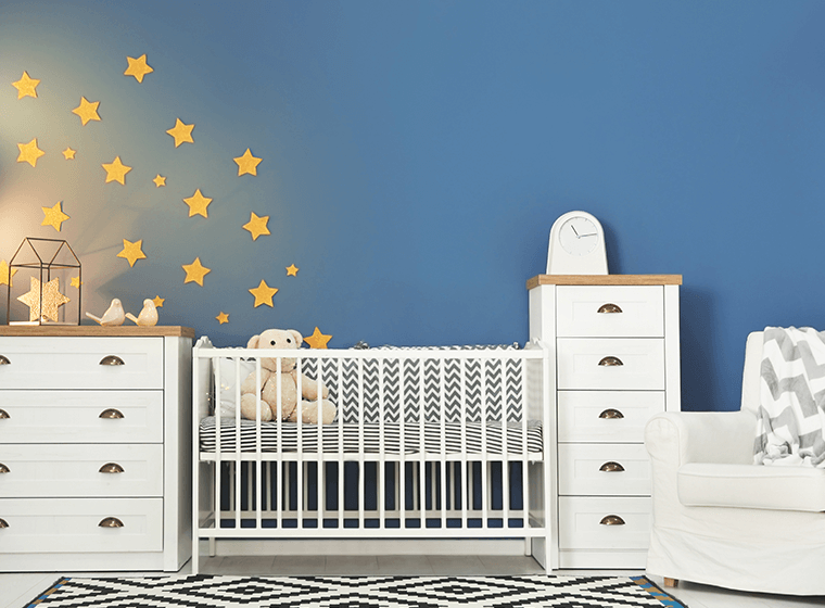 Royal Blue Nursery