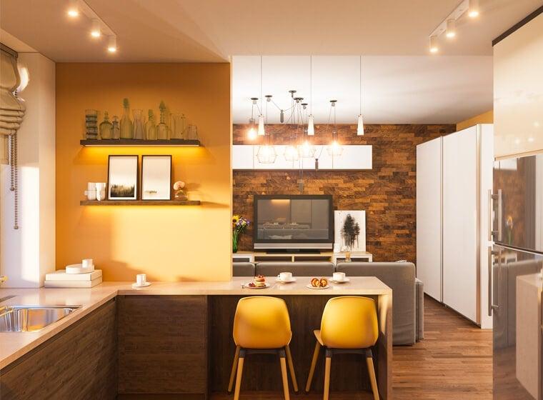 Hygge Style Kitchen