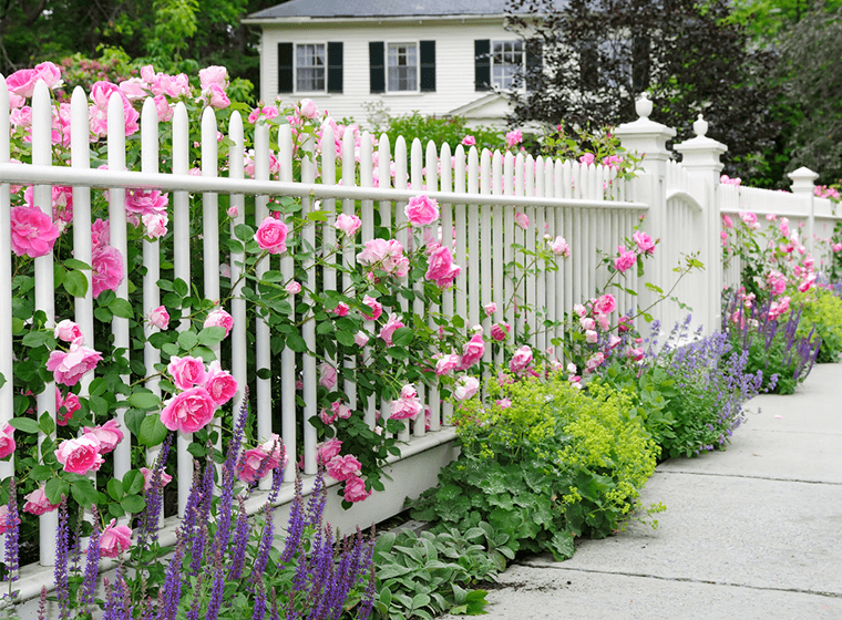 5 Fence Paint Colors To Refresh Your Exterior Curb Eal