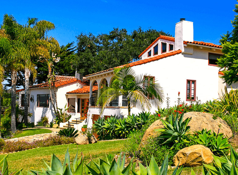 Exquisite Spanish Style Homes