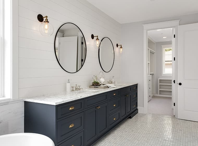 10 Comfy Bathroom Design Ideas For Home