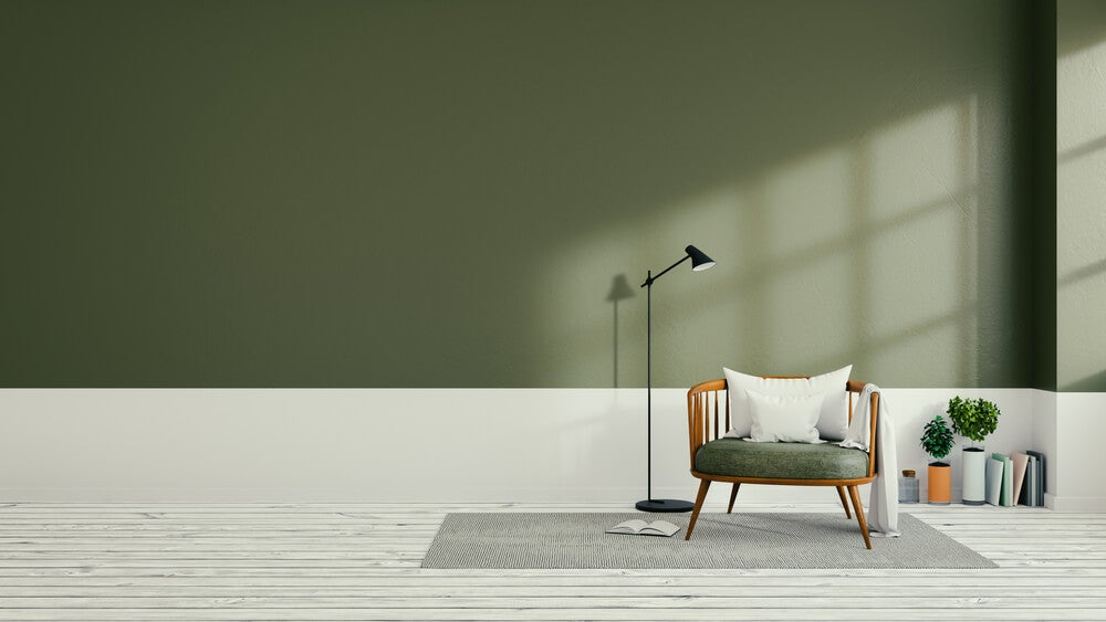 Add A Splash Of Green To Any Room Wow 1 Day Painting
